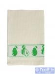 Полотенце кухонное Arloni Груша, зеленый