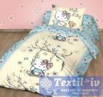 Детское постельное белье Hello Kitty Китти