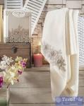 Полотенце Irya Romantic, молочный