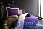 Постельное белье Issimo Annette, пурпурный