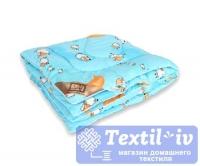 Одеяло детское AlViTek Овечка классическое теплое