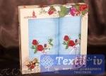 Набор полотенец Cottonist Роза 8472-02