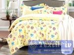 Постельное белье для новорожденных Cleo 047-sb